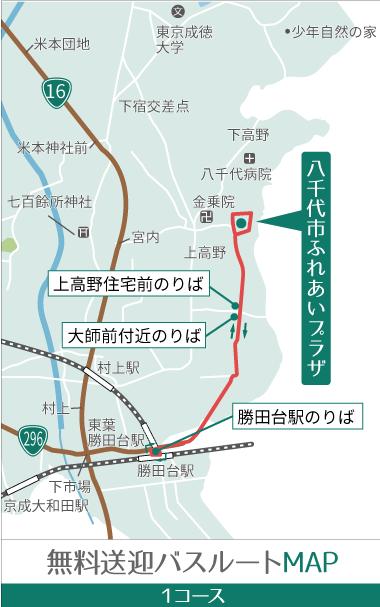勝田台コース